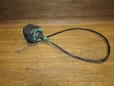 jetski thumb throttle lever 39074-3711 1988 Kawasaki JS300 TS650