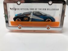 Hot Wheels 1999 New York Toy Fair Ford GT-40 In Case