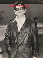 Original Vintage Photo Roy Orbison 12-7-88 Death Announcement 1966 Image