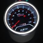 """Pointer 2"""" 52mm Car Universal Smoke Len LED Tacho Tachometer Gauge Meter"""