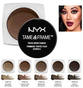 NYX Tame & Frame Brow Pomade - 5g - Choose Shade