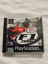 F1 campeonato temporada 2000 (Sony PlayStation 1) PS1