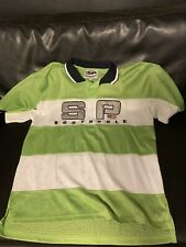 Southpole Sporting Gear Usa Jersey Green/White Xl Great Condition