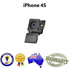 for iPhone 4S - Rear (Back) Replacement 8-MP Camera Lens and Flash Flex