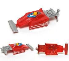 1981 TYCO Ferrari F-1 Indy Slot Car Test Shot PreProduction Michelin BODY 8909