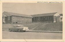 Medical Center McConnelsburg Pa Postcard