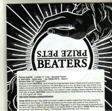 (CI557) Beaters / Prize Pets, split single - 2011 DJ CD
