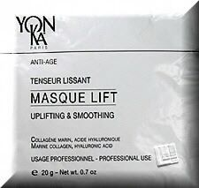 YonKa Mask Masque Lift Pro 0.7 oz / 20g Per 1 Piece, New & Same Day Shipping