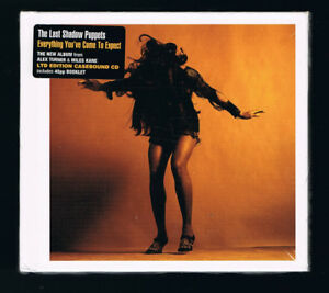 ♫ - THE LAST SHADOW PUPPETS - EVERYTHING YOU'VE COME TO EXPECT - 2016 - NEUF - ♫