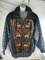 Vtg J Gallery, Woman's Jacket, Large, zip up, insulated