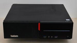 Lenovo M900 Intel Core i5-6500 QuadCore @ 3.20 GHz, 16 GB RAM, 256 GB SSD, Win10