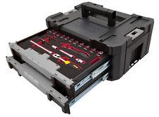 "STANLEY FMHT6-97993 Set chiavi a bussola 28 pz 1/4""-20 pz1/2""+ Cassettiera TSTAK"