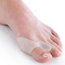 Toe Cap Hallux Valgus Braces SEBS Big Bone Separators Protect Feet Care 2 Pairs