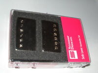 Seymour Duncan SH-55 Seth Lover Matched Guitar Pickup Set NICKEL  New in Box
