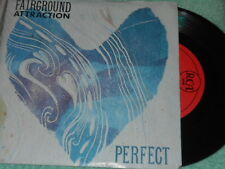 Fairground Attraction Perfect NM/Mythology NM 1988 Soft Rock 45 & PS