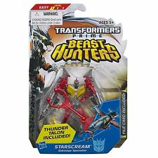 Transformers Prime Beast Hunters Commander Class Starscream Sabotage Specialist