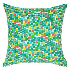 Cubix Lagoon Outdoor Cushion Cover - 45x45cm