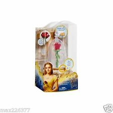 DISNEY Beauty And The Beast Enchanted Rose Jewelry Box  NEW