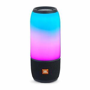 JBL Pulse 3 Portable Bluetooth Speaker With LED Light Show BRAND NEW UK SELLER