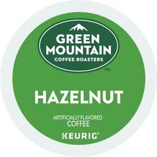 Green Mountain Coffee Hazelnut, Keurig K-Cup Pod, Light Roast, 72 Count
