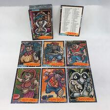 TROLL FORCE (Star Pics/1992) Complete Card w/ Stickers SCOTT ALAN ROBERTS ART