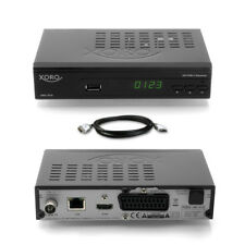 Xoro HRK 7618 Digital HD Kabel Receiver Dvb-c (7660 7620) HDMI LAN USB SCART