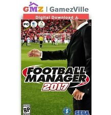 Football Manager 2017 Steam Key PC Digital Download Code [EU/US/MULTI]
