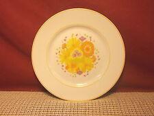 "Denby China Golden Afternoon Pattern Salad Plate 8"""