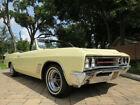 1967 Buick GS From Glen Boyd collection 35ks Amazing imply Sensational 1967 Buick GS 400 Convertible Numbers Matching buckets pw,pb