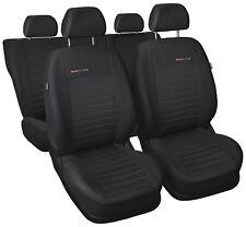 Sitzbezüge Sitzbezug Schonbezüge für Mercedes C-Klasse Komplettset Elegance P4