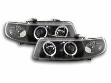Scheinwerfer Set für Seat Leon/Toledo 1M Bj. 97-05 schwarz
