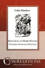 From Alice to Harry Potter von Colin Manlove (2003, Taschenbuch)