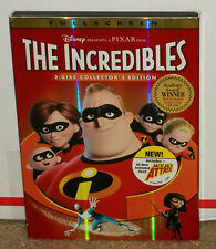 The Incredibles Dvd 2-Disc Fullscreen Collector's Edition With Slipcover