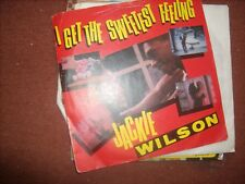 Jackie Wilson,I get the sweetest feeling.VG