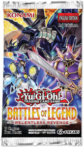 Yugioh Battles of Legend Relentless Revenge BLRR - Secret & Ultra Rare TCG Cards