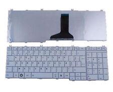 Clavier Toshiba Satellite L650 L655 L670 C650 C655  BLANC/WHITE (9z.n4ws0v.10f)