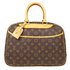 LOUIS VUITTON DEAUVILLE BOWLING BUSINESS HAND BAG VI0030 MONOGRAM M47270 90115