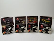 1993 Ac Spark Plug And Racing Cards Individual Plugs And Collector Cards