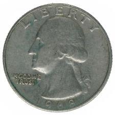 USA, Quarter Dollar 1968, A45305