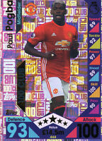 MATCH ATTAX 2016/17 100 CLUB - LEGENDS - LIMITED EDITIONS 16/17 BUY 2 GET 1 FREE