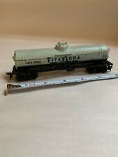 Train FIRESTONE GATX 30902 Grey TANKER latex From Liberia from Pre-owned.