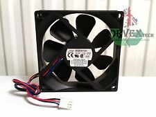 Genuine Delta DSB0912H Case Fan 92mm DC12V 0.24A 3-Pin HP Pavilion