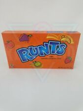 Wonka Runts Candy Large Video Box 141.7g x 1-American Sweets (USA Import)