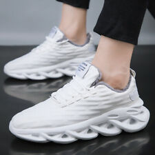 Winter Men Plush Warm Running Shoes Breathable Outdoor Athletic Trainers Sneaker