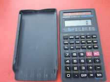 (lot of 2) Casio Fx-260 Solar Fraction Calculator With Cover - Free Shipping