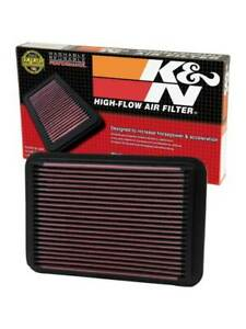 K&N for 89-95 Toyota PickUp 2.4L / 95-04 Tacoma 2.4/2.7L Drop In Air Filter - kn
