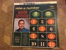 MAVIS RIVERS - Take A Number ~ CAPITOL 1210 {orig STEREO} w/Nelson Riddle ->RARE