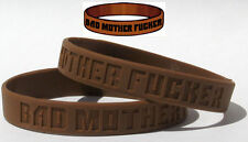 Bad Mother Fu*ker Wristband Pulp Fiction Quentin Tarantino Samuel Jackson TW023