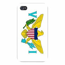 Virgin Islands World Country Flag FITS iPhone 5 5s Snap On Case Cover New