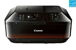 Canon PIXMA MX922 All-In-One Inkjet Color Printer Fax Scan Working With Ink